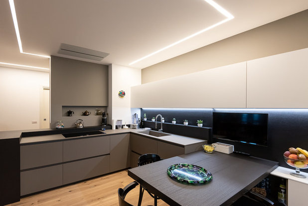 Contemporaneo Cucina by InterniTreviso