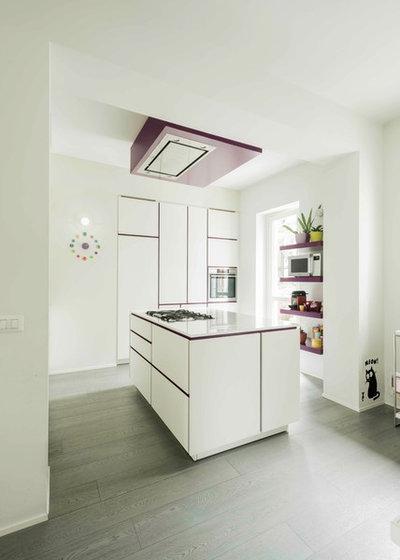 Contemporaneo Cucina by Cristiana Vannini