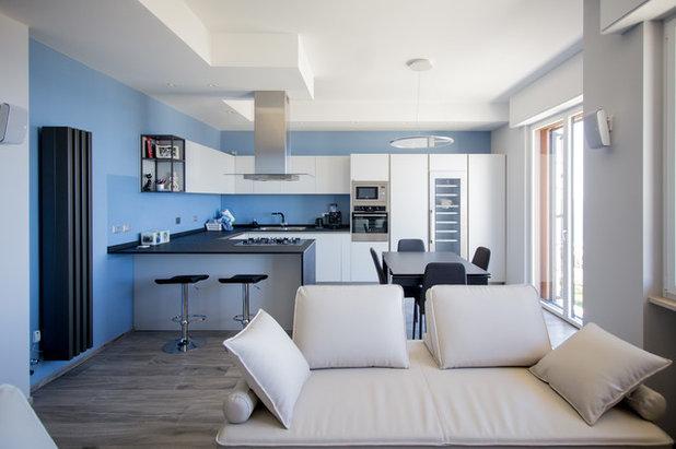 Stile Marinaro Cucina by architettura&designfactory Arch. V. Solera