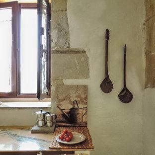Relooking per casa vacanze in Sicilia-zona pranzo, dopo