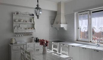 Relooking salone e cucina