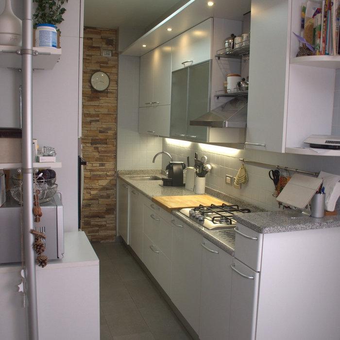 Restyling completo appartamento - 80 mq