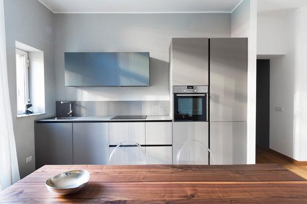 Contemporaneo Cucina by Gruppo Tre Architetti