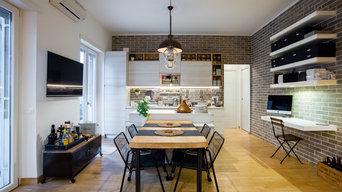 Ristrutturazione appartamento 60 mq Roma