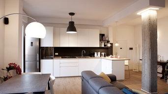Ristrutturazione  appartamento anni '70 Modena per una giovane coppia