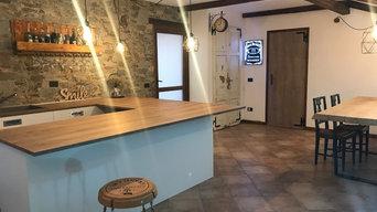 Ristrutturazione taverna | 30 MQc