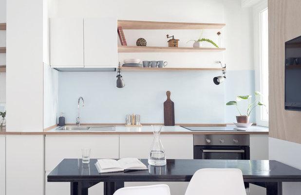 Coastal Kitchen by llabb