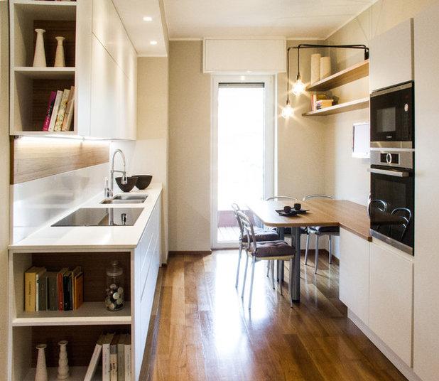 Contemporaneo Cucina by ForFunDesign Architetto Antonio Zardoni