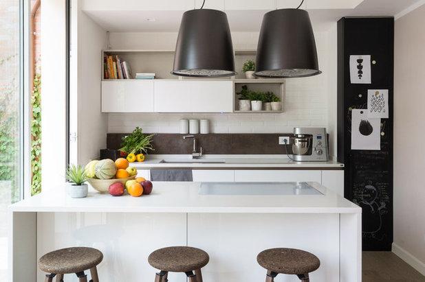 Contemporaneo Cucina by Viù Studio di Architettura - Trento