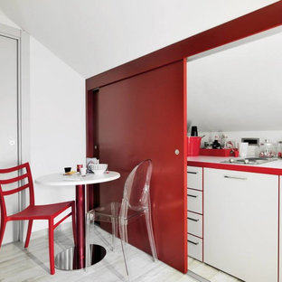 Small colorful apartment