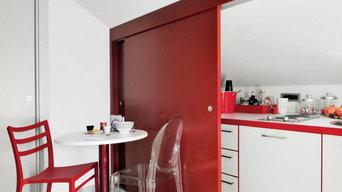 Small colorful apartment   70 MQ