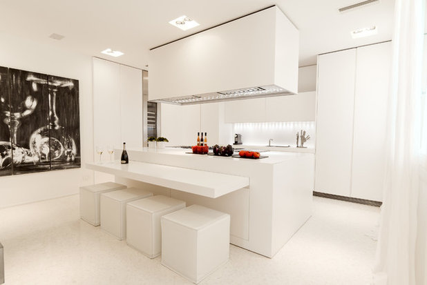Contemporaneo Cucina by STUDIO CERON & CERON