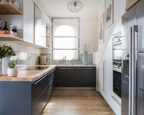 Cucina con finestra - Foto e idee   Houzz