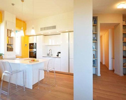 Cucina in muratura moderna - Foto e idee | Houzz
