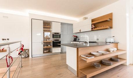 È Sicuro Mettere il Parquet in Cucina?