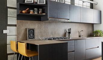 Urban Green kitchen