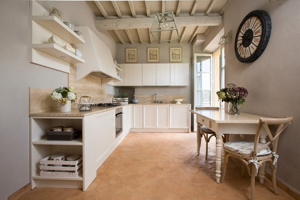 Shabby-Chic Style Cucina by Andrea Lisi
