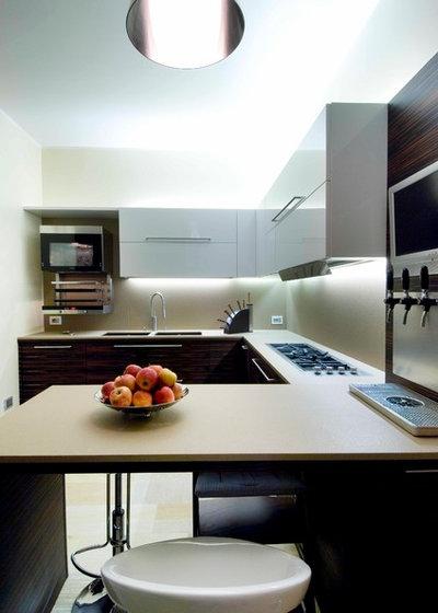 Contemporaneo Cucina by andreabrici interior design
