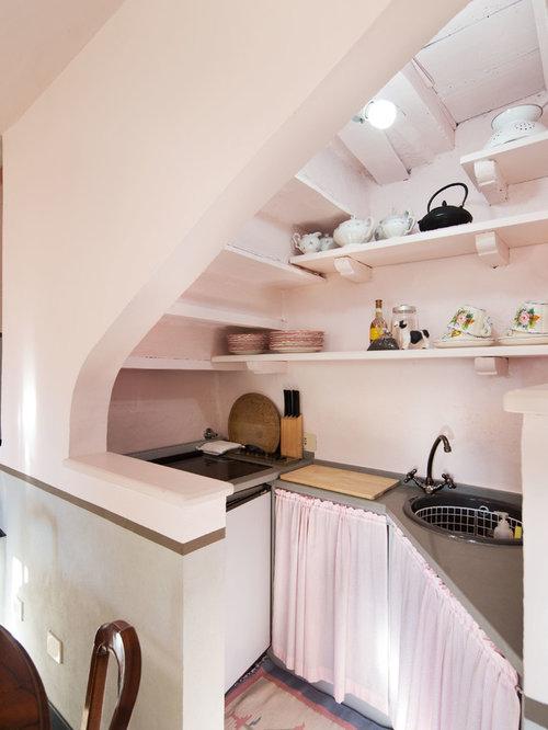 Lujoso Estilo Casa De Campo Cocinas Diseños Motivo - Ideas Del ...