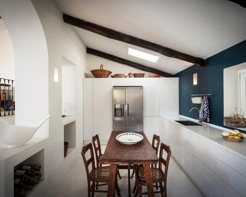 Cucina abitabile al mare - Foto e Idee per Ristrutturare e Arredare