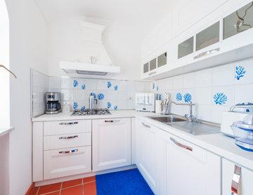 Villa Praiano - cucina