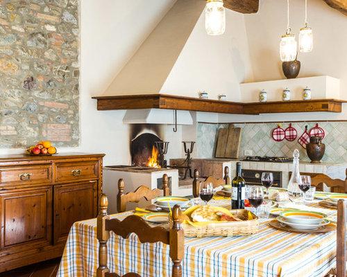 Paraschizzi per cucina foto e idee houzz - Paraschizzi per cucina ...