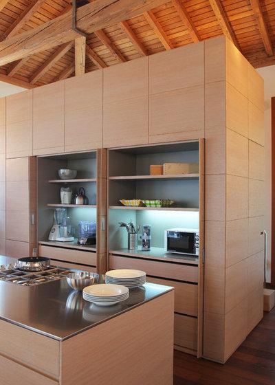 Contemporaneo Cucina by Isabella Maruti Architetto