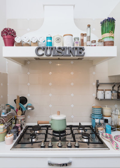 Shabby-Chic Style Cucina by Paolo Fusco Photo
