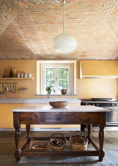 8 ispirazioni old style per cucine di campagna moderne - Mobili di campagna ...