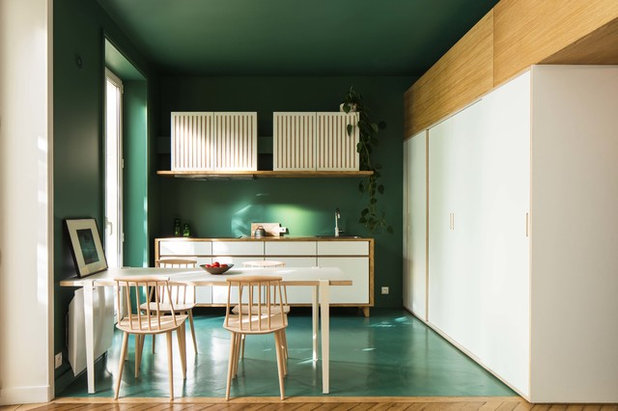 Contemporain Cuisine by Atelier Sagitta