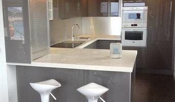 Agencement appartement vue mer St Cyr