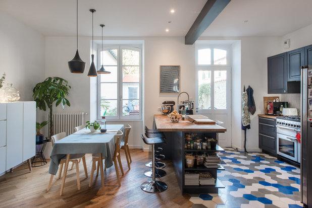 Skandinavisch Küche by Jours & Nuits