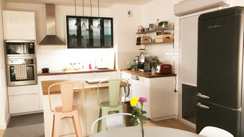 Aménagement appartement neuf à port marianne, Montpellier