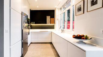 Aménagement complet maison : cuisine, dressings, meuble de salle de bain