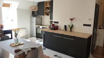 Aménagement d'un appartement à Rennes