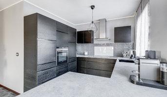 Aménagement d'un appartement / vue sur cuisine