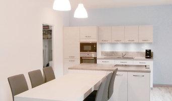 Aménagement d'une Maison de centre-ville (Firminy - 42) en rénovation complète