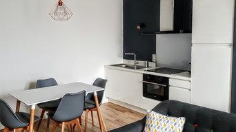 Aménagement de 7 appartements - Quartier des Chalets