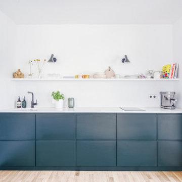 Aménagement et design d'un appartement à Pantin