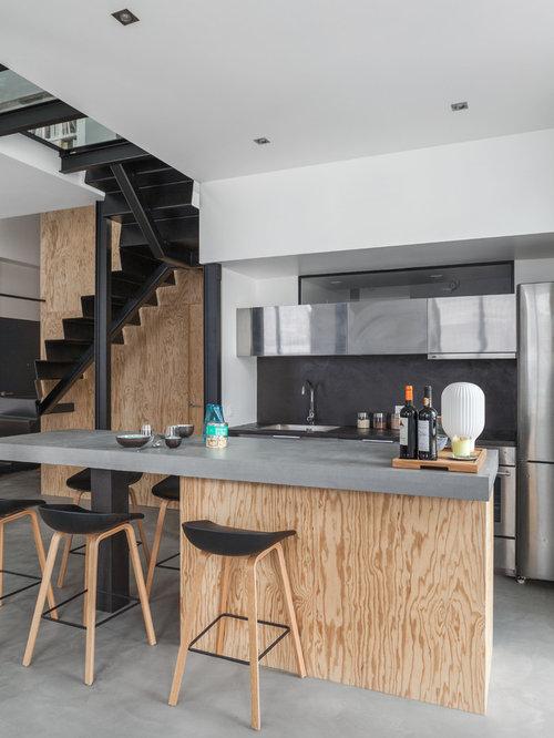 appartement bar. Black Bedroom Furniture Sets. Home Design Ideas