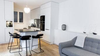 Appartement Black & white
