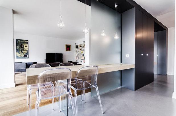Come dividere la cucina dal soggiorno idee open space for Idee per arredare cucina soggiorno
