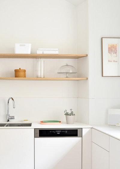 Moderne Cuisine by DahDah studio / Architecture d'intérieur