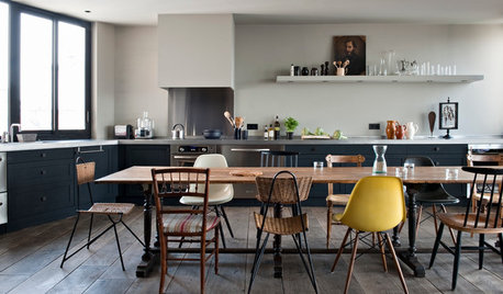 Mismatched or Matching Dining Chairs – Which Would You Go For?