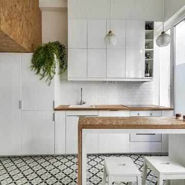 Appartement cosy parisien