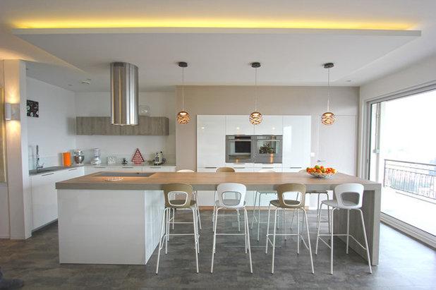 Comment mettre en valeur une cuisine basse de plafond ?