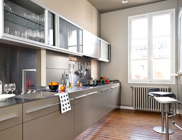 Appartement de type haussmannien
