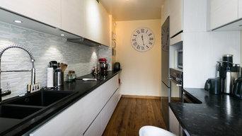 Appartement F4 à Asnieres sur Seine