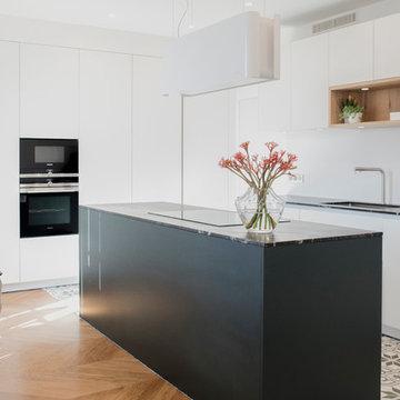 Appartement Haussmannien à Paris