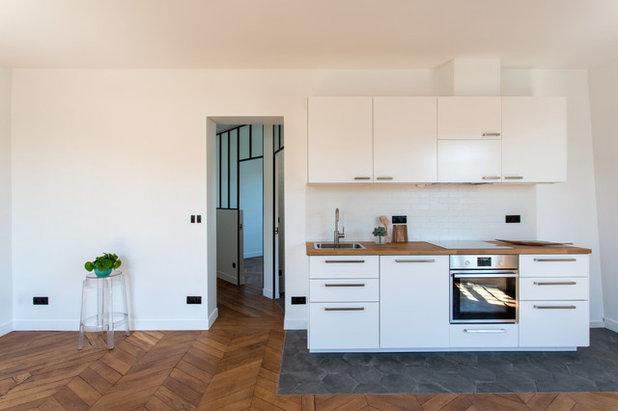 Moderne Cuisine by Bertina Minel architecture